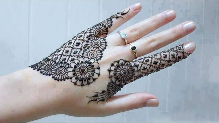 Latest Arabic Henna Collection