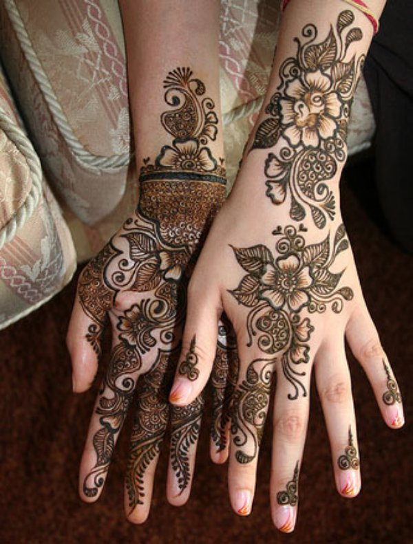 Arabic Mehndi Designs 2107 collection