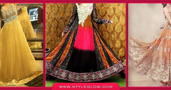 Pakistani Wedding Dresses 2016