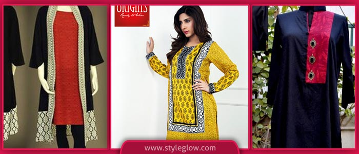 Latest Women kurti Designs for Summer 2018