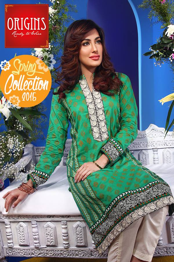 Pakistani Kurti Designs for Women