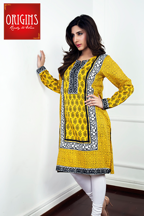 New Pakistani Kurta Designs 2018 for Ladies