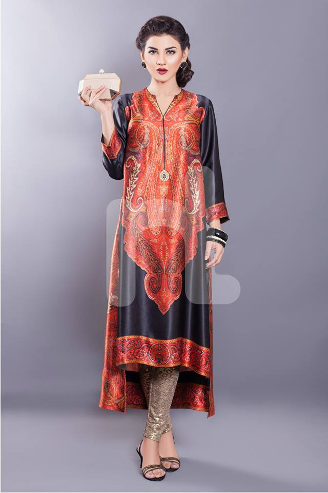 Nishat kurti Collection for Ladies
