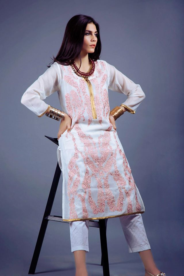 Latest Sana Safinaz kurti 2018 for Ladies