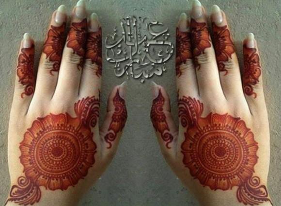 Mehndi For Eid : Most inspirational eid mehndi designs for women