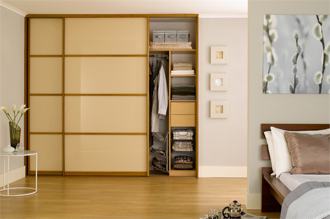 Perfect cupboard design ideas with pictures for organized for Bedroom built in cupboard designs and size