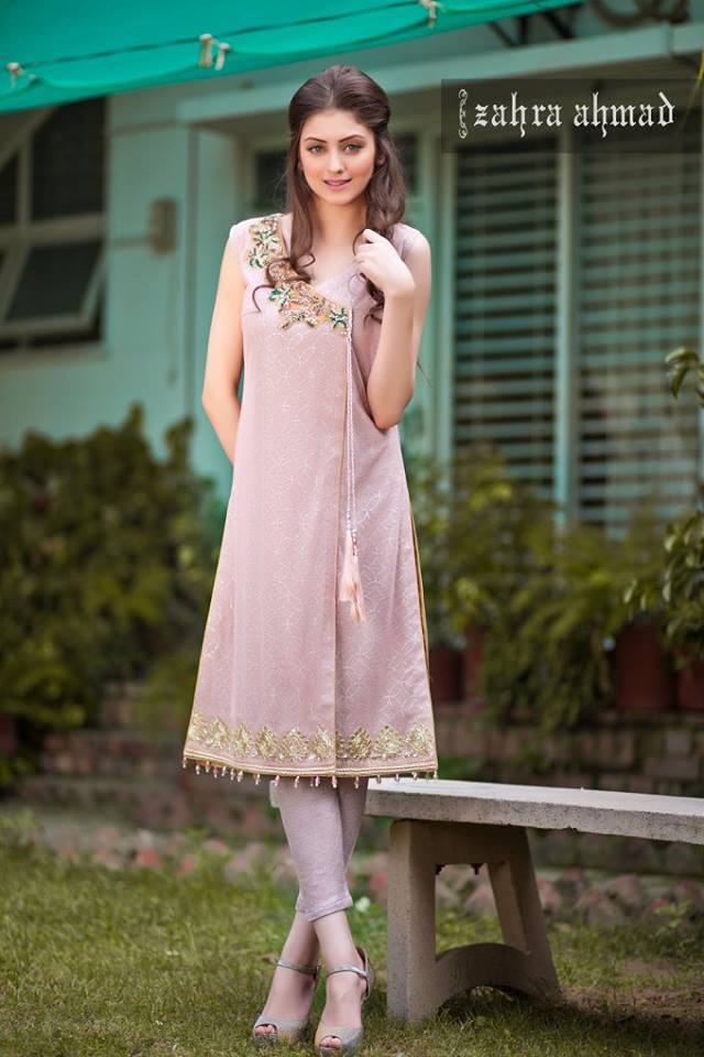Latest Pakistani Party Dresses 2016 | Designer Dresses for Women