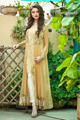 Latest Pakistani Party Dresses 2021 | Designer Dresses for Women