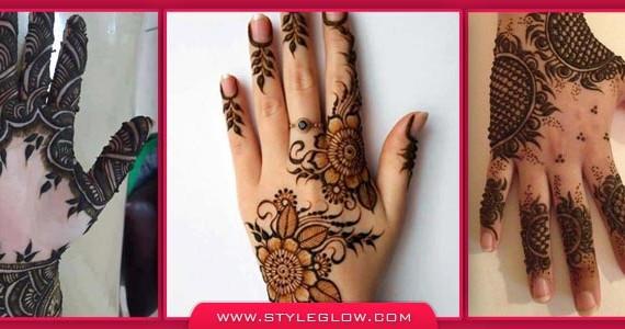 Latest Wedding Mehndi Designs 2017