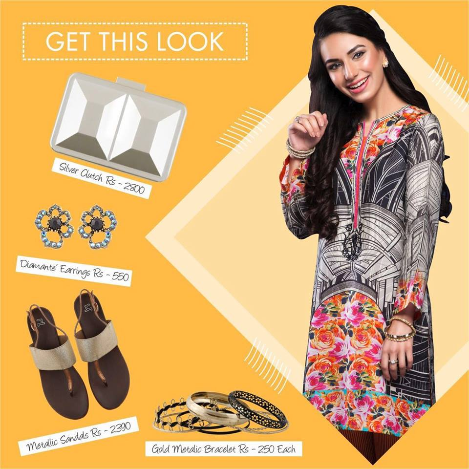 5ed9b943a Latest Pakistani EID Dress Collections 2019 for Girls   Women ...