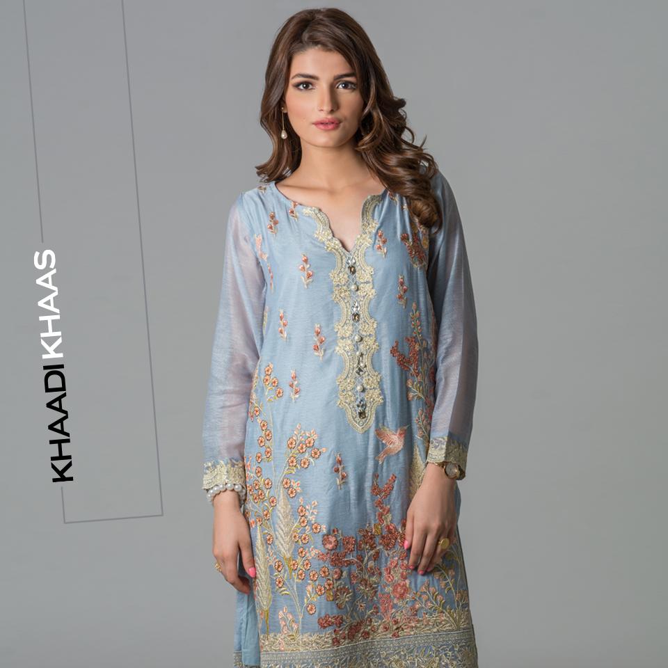 89f5503216 Latest Pakistani EID Dress Collections 2019 for Girls & Women ...