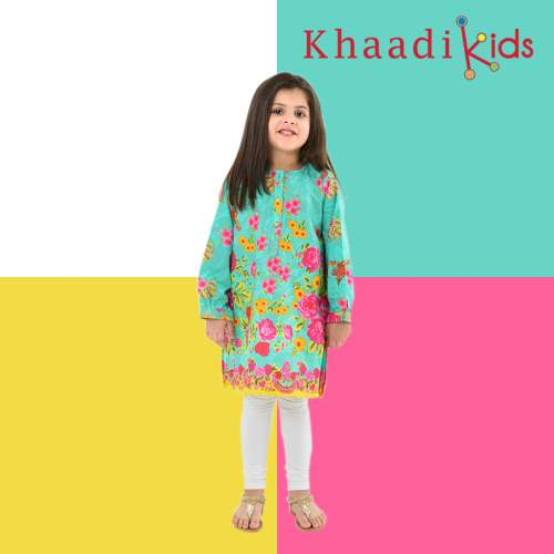 Latest Pakistani Eid Dress Collections 2017 For Kids Styleglow Com