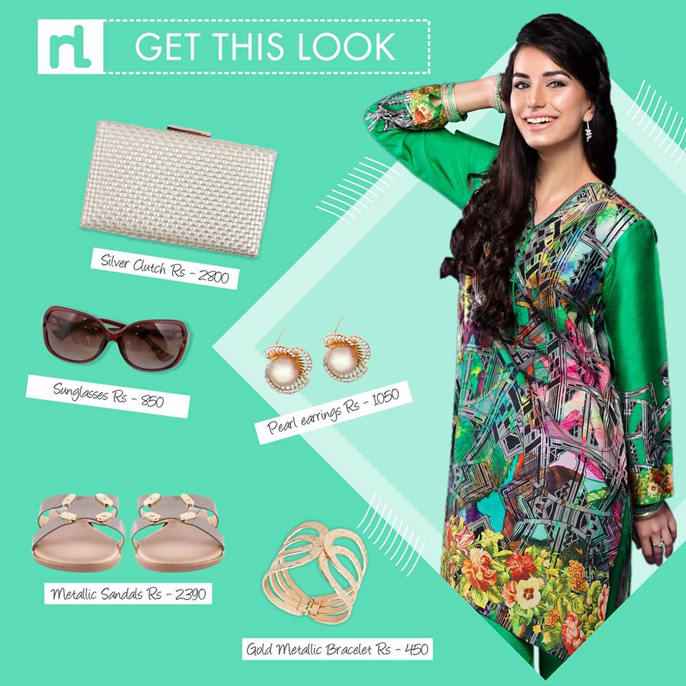 d43b0afd6f1ee Latest Pakistani EID Dress Collections 2019 for Girls & Women ...