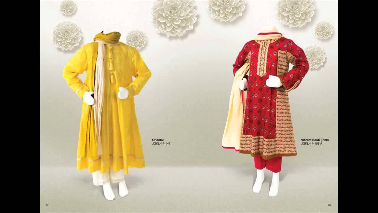 latest pakistani eid dress collections 2017 for kids