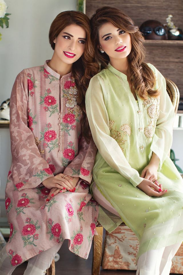 party wear women kurta designs