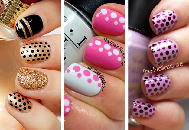 Latest Nail Art Designs 2017 for Girls In Pakistan
