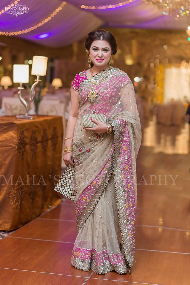 Pakistani Sari Dress