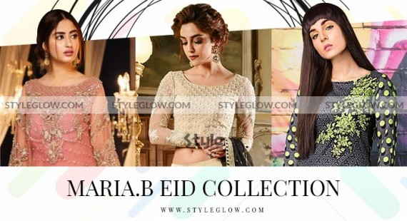 Maria B Eid Collection New