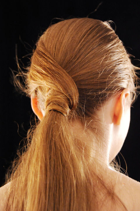 latest Pakistani pony tails for spring summer 2017