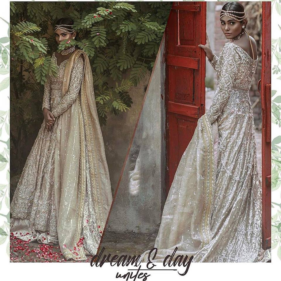 Pakistani Wedding Dresses Walima