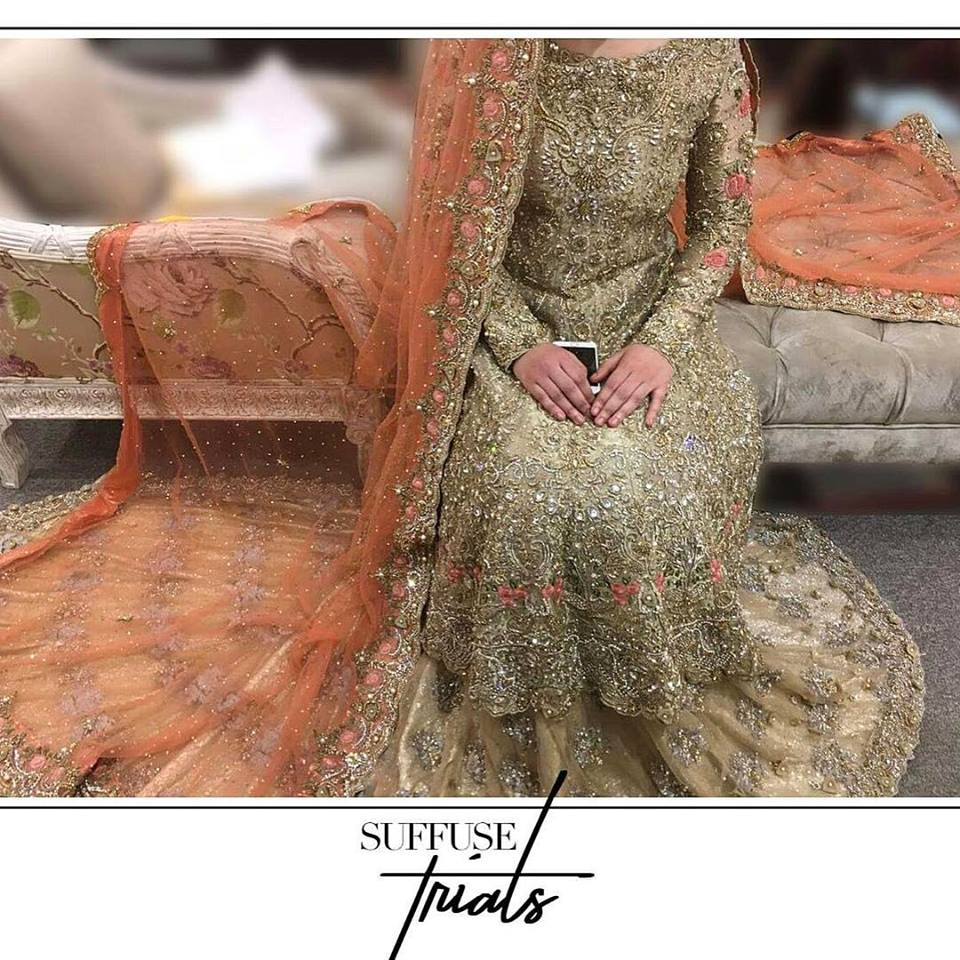 Pakistani bridal Wedding Dresses