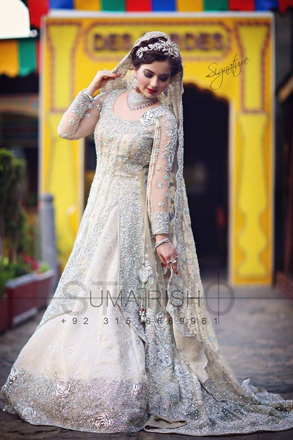New Pakistani Bridal Dresses