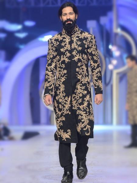 HSY Sherwani Designs 2017