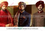 Latest Sherwani Designs for Wedding