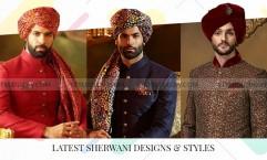 Latest Sherwani Designs for Wedding