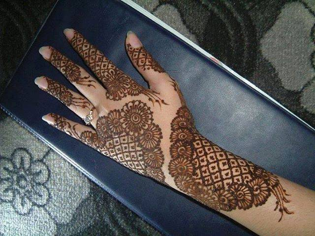 Mehndi Patterns For Arms : Most popular indian mehndi designs for girls latest images