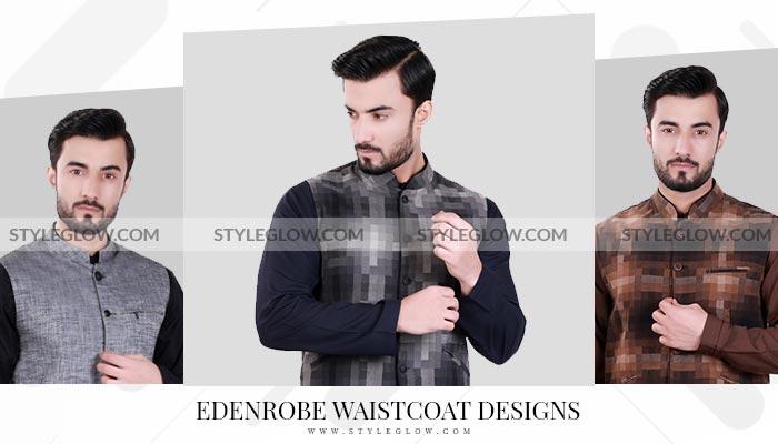 Eden robe Waistcoat Designs