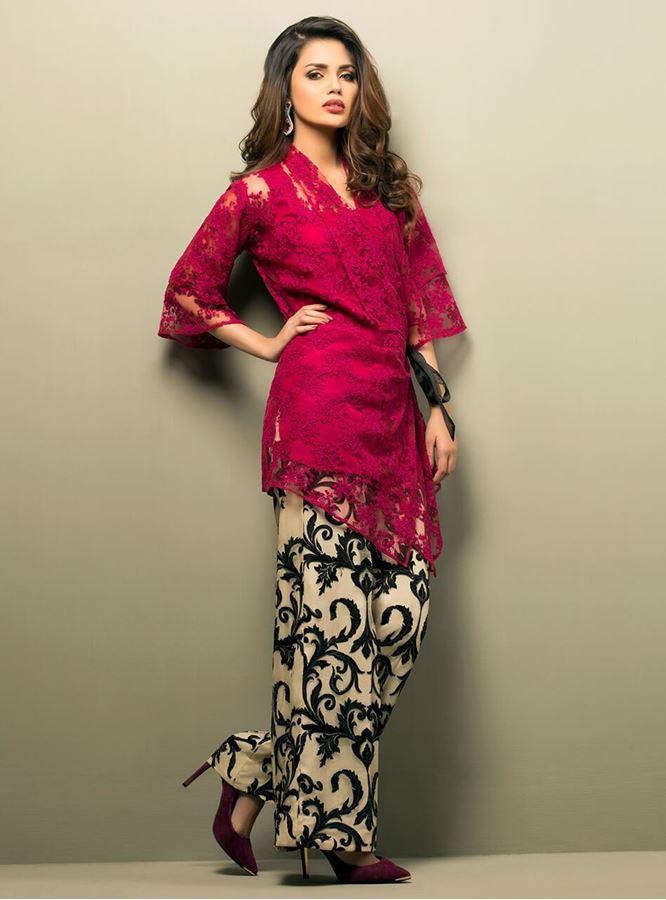 Latest Eid Dresses 2017 In Pakistan Ready to Wear