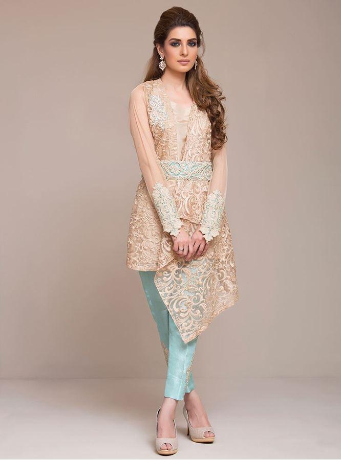 Latest Eid Dresses 2017 In Pakistan New style