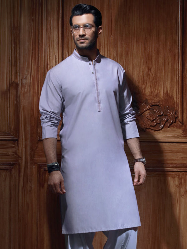 Edenrobe Gents Summer Kurta Designs 2017 In aqua blue Color