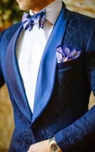Blue Prince coat