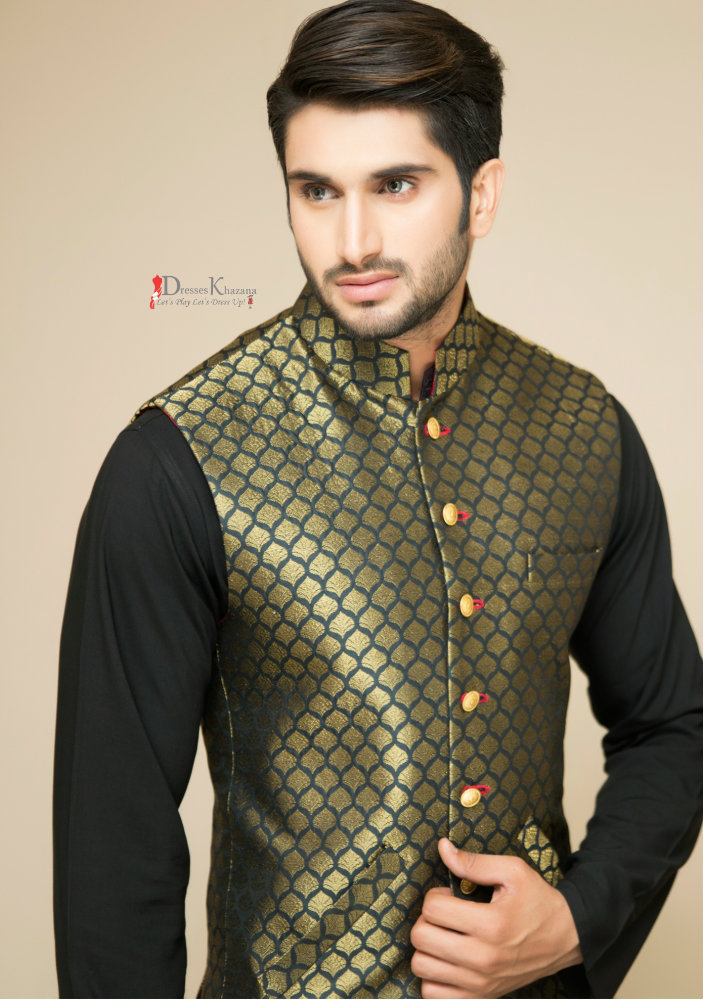 Kamiz and wasket walima dress collection
