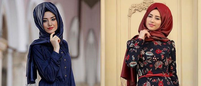 Pakistani Abaya Style and Design 2018