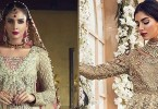 Latest Bridal Walima Dresses