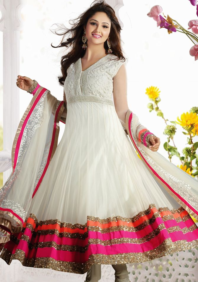 latest pakistani party wear frocks for girls designer