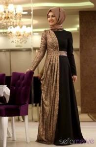 Glorious Look in Fancy Abaya