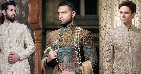 Men Barat Dresses Collection