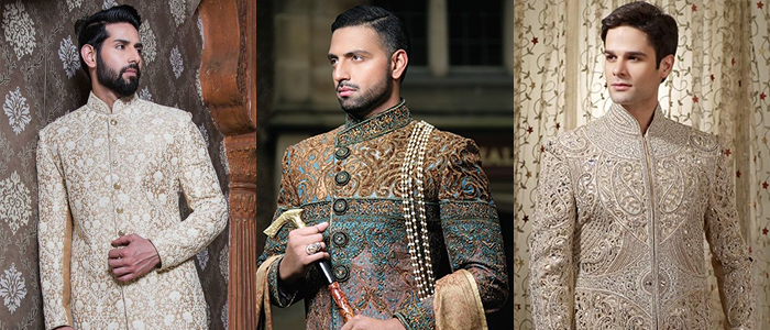 51cd991b6 Latest Barat Dresses for Men 2019 Ultimate Collection - StyleGlow.com