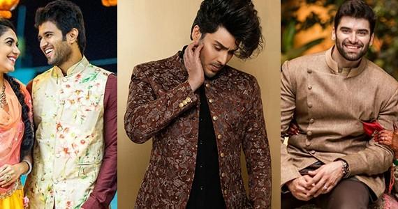 Men Mehndi Dresses Collection