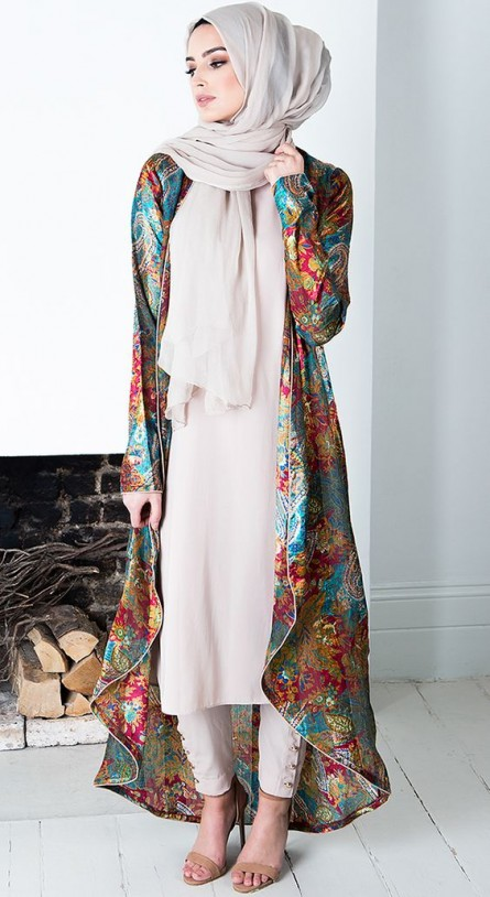 Latest Abaya Style And Designs In Pakistan 2019