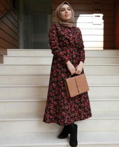 Office Abaya Style