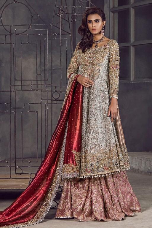 222cddde976 Top Pakistani Designers Bridal Dresses 2019 for Wedding - StyleGlow.com