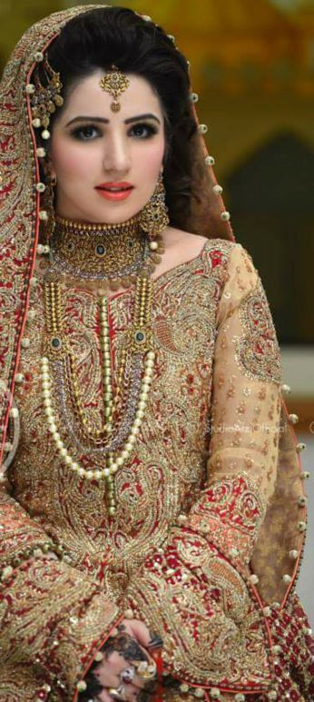 Designer Bridal Dresses  In Pakistan