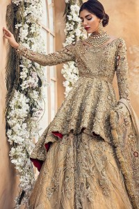 bridal maxis for walima