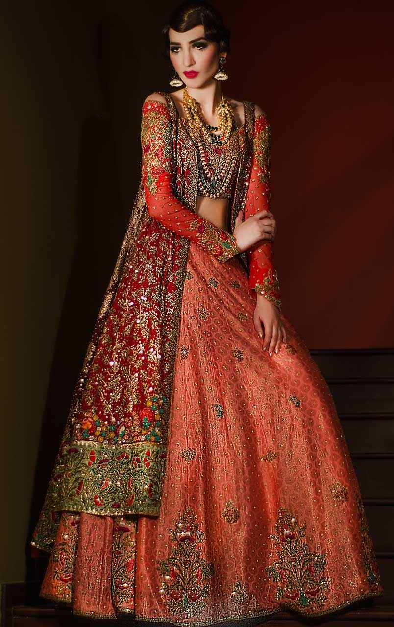 New Bridal Barat Dresses 2018 For Wedding Day - StyleGlow.com