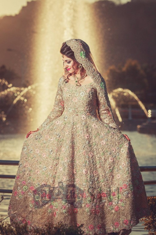 e53ec00e482 Top Pakistani designers bridal dresses collection has come into the market.  So visit and be up to date to the latest trends. Following renowned  designers ...